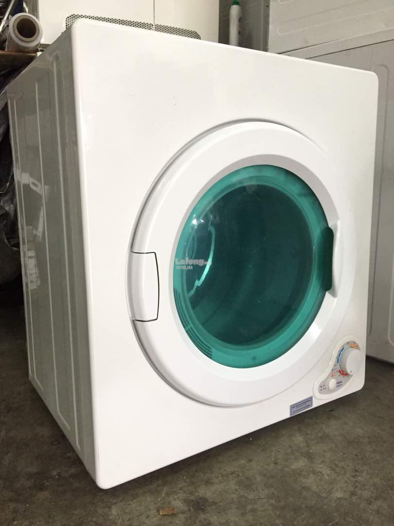 0% GST Drying Machine Dryer Haier Mesin Kering Refurbish Recondition. ‹ › 7c96a55805