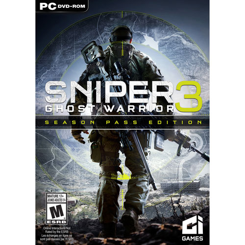Ghost warrior 3 pc