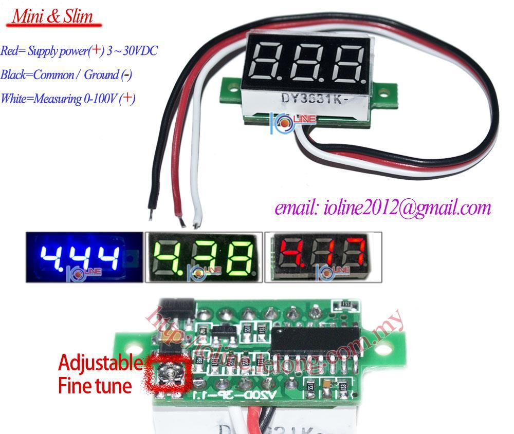Wiring 3 Wire Voltmeter Schematic Diagrams Generator Ac Circuits Dc Example Electrical Diagram U2022 Volt Gauge