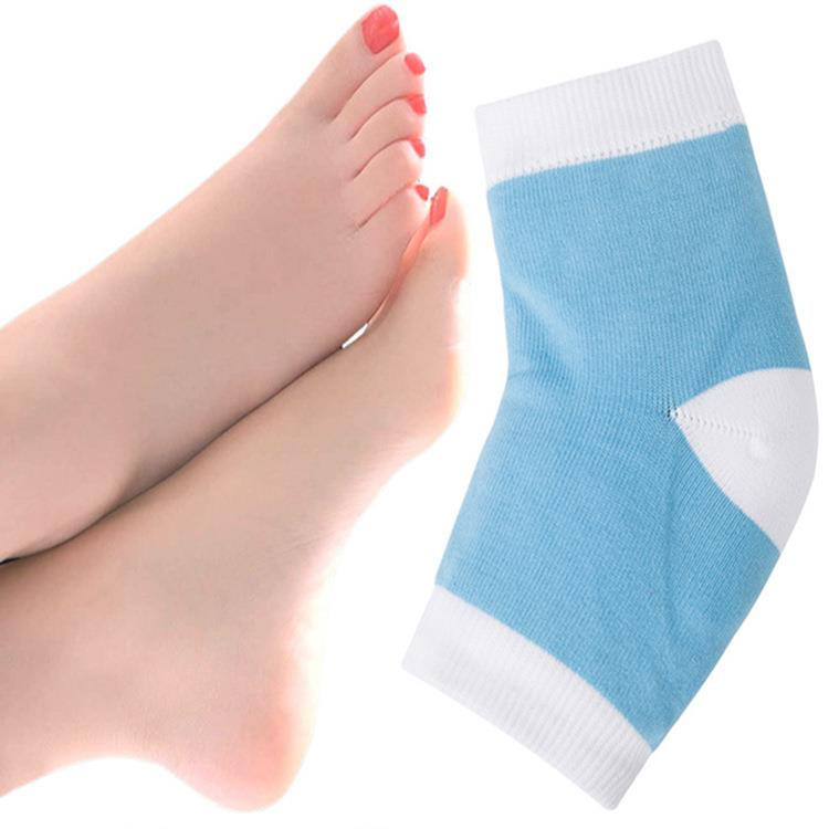 00169 Spa Gel Anti Heel Crack Socks