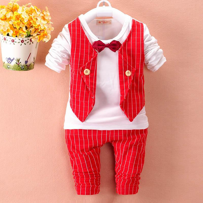 00413 Long Sleeves Vescoat Baby Kids Clothing Set