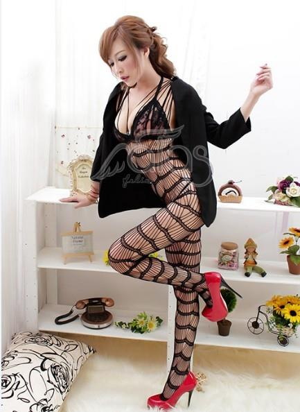 00725 Nightwear Lingerie Teddies Stocking Garter Stocking