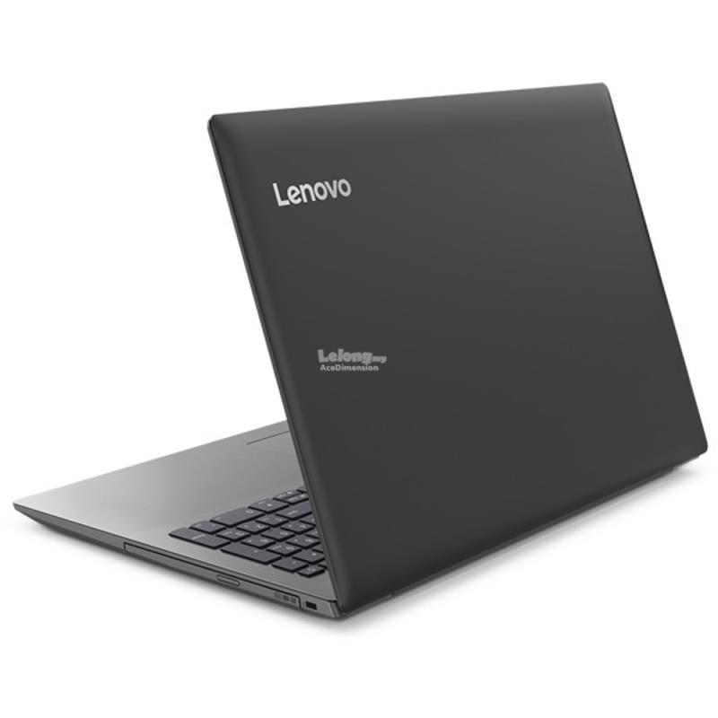 [01-Oct] Lenovo Ideapad 330-15IKB 81DE00K5MJ Notebook *Black*