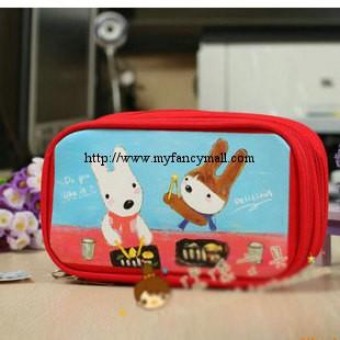 01127 Korean Cute Stereoscopic Multi-Function Purse / Bag