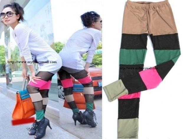 02448 Korea Japan Pants Panties Trouser Pants & Shorts