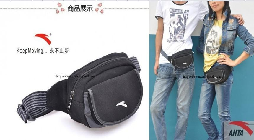 02713 Korea Japan Bag Bags Multifunctional Waist Pack