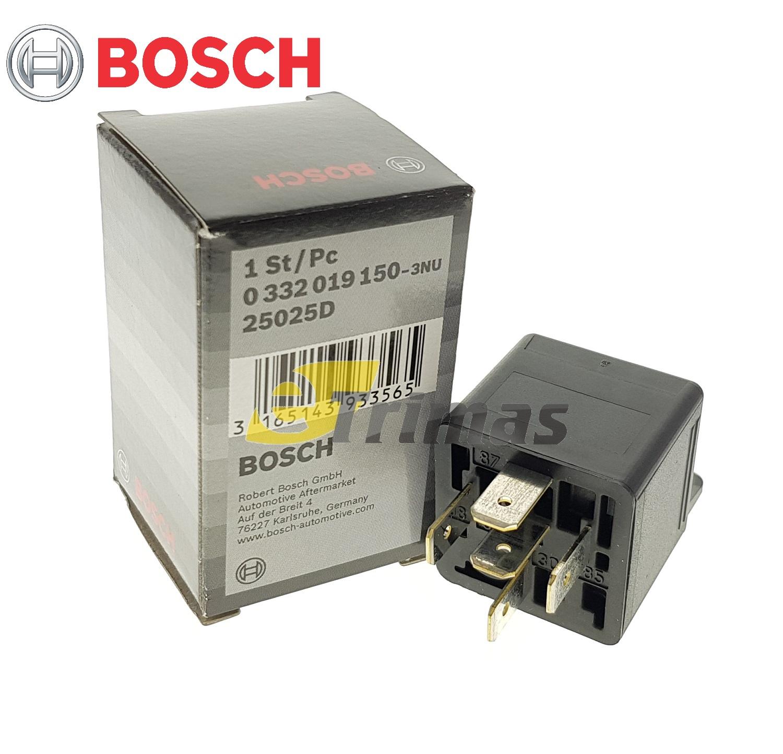 Bosch Relay Normally Open