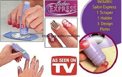 04254 TV The global explosion manicure Value Pack