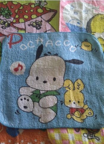 04282 Cartoon Hand Towel