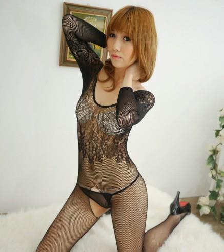 04321 Sexy Nightwear Lingerie Teddies Stocking Garter Stockings