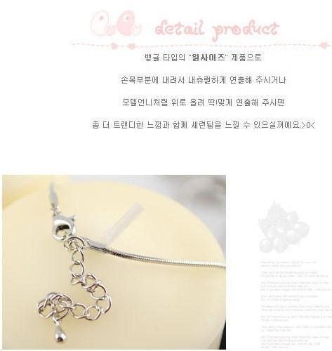 04567 The Personalized Diamond Necklace Simple Hollow Fish