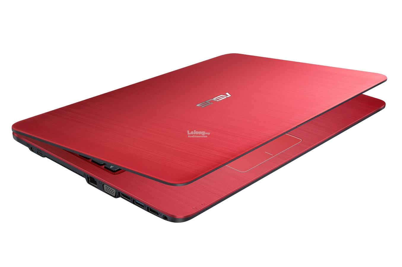 [05-Mar] Asus Vivobook X441N-AGA278T Notebook *Red*