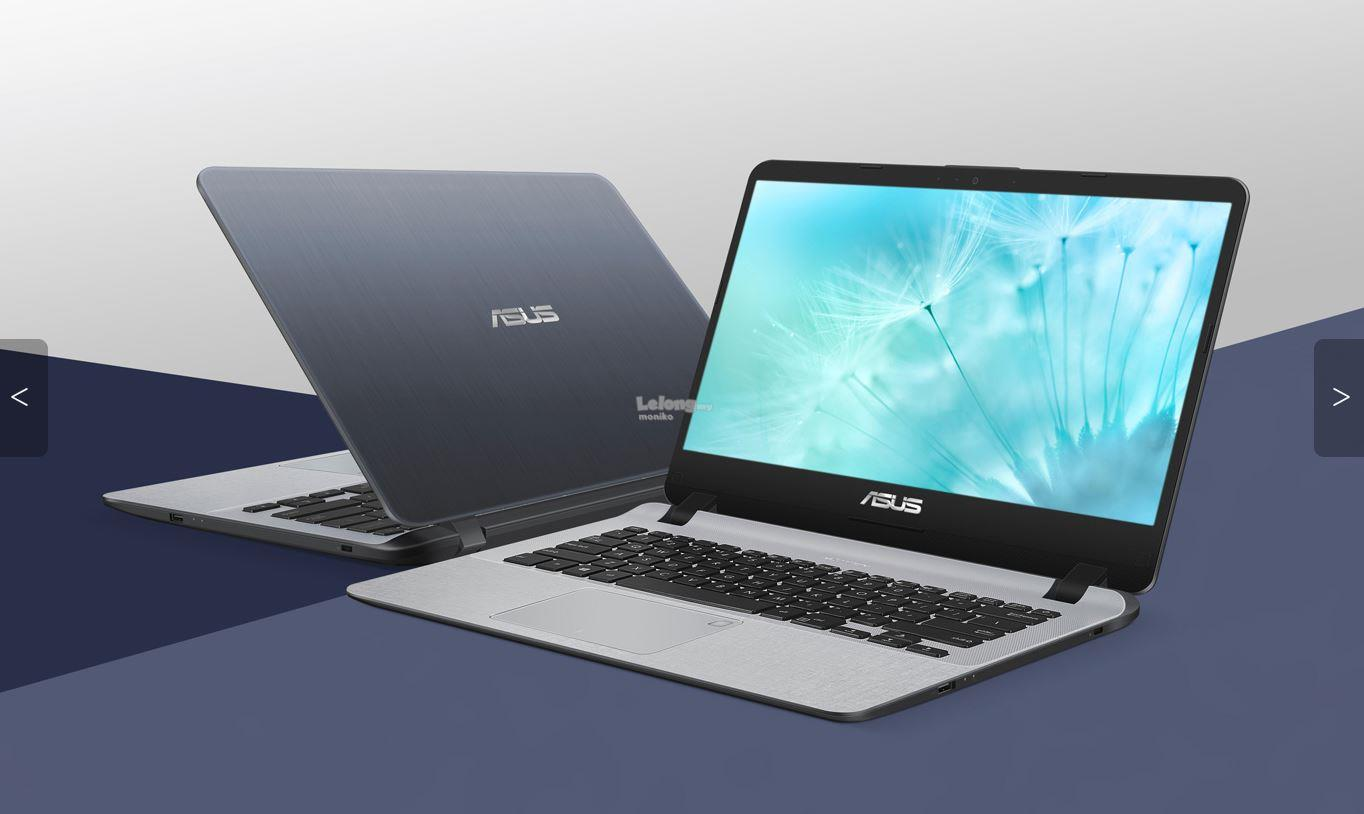 [08/08] Asus Vivobook A407MA-BV036T Notebook *Grey*