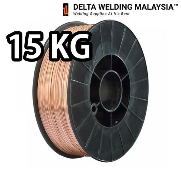 1.0mm Co2 (15KG) Welding Wire Malaysia for MIG machine