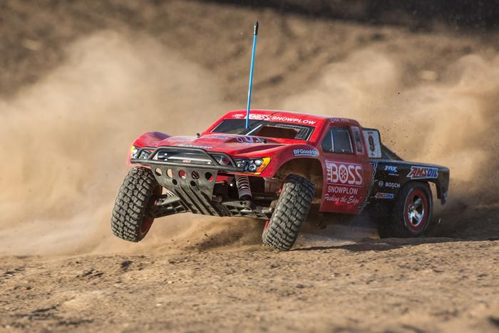 1:10 Traxxas Nitro Slash 2WD Short Course Truck RTR