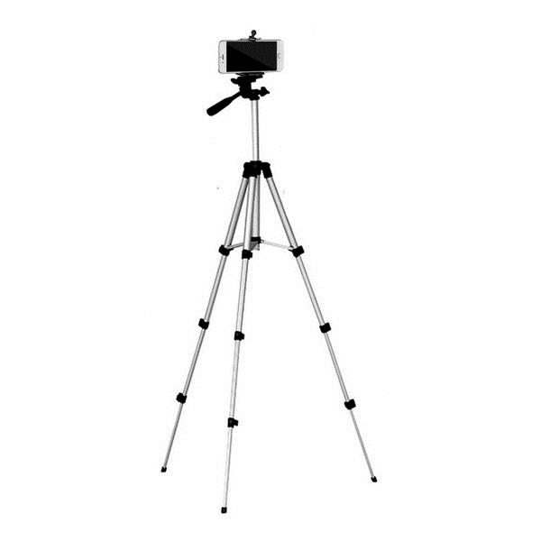 1.3Meters mobile camera tripod portable self recording video triangle