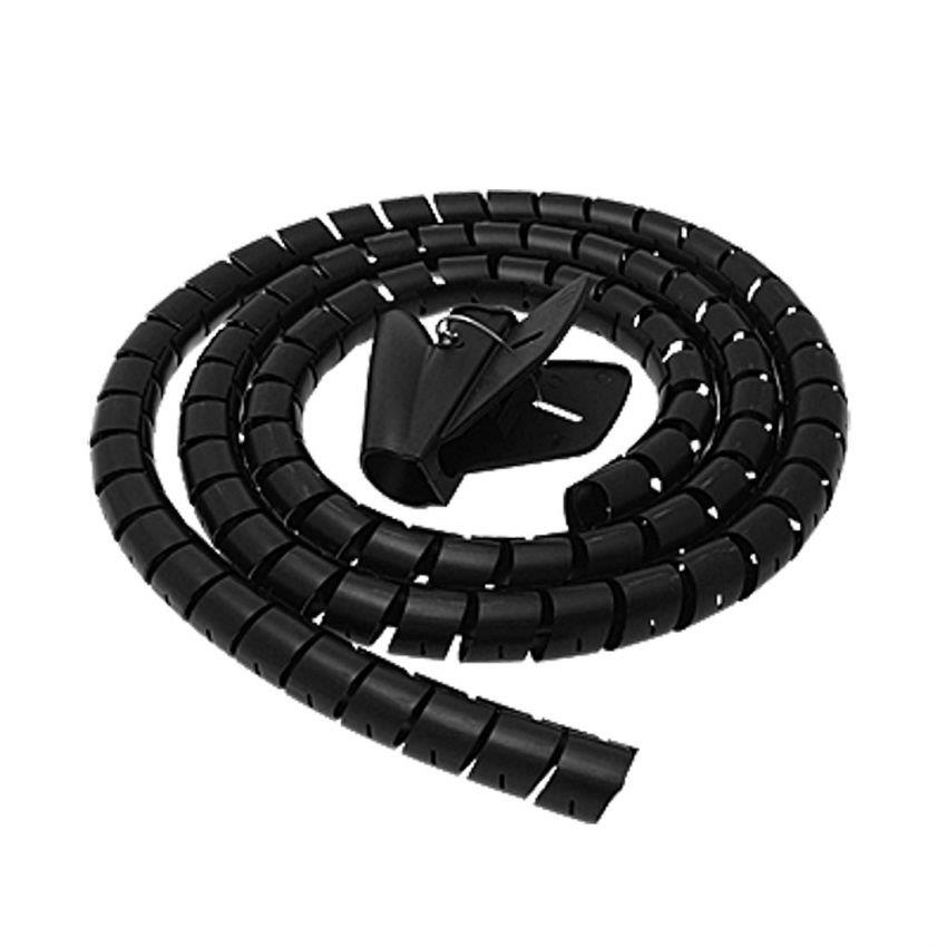 1.5m Black Computer Cable Wire Cord (end 5/23/2016 1:15 PM)
