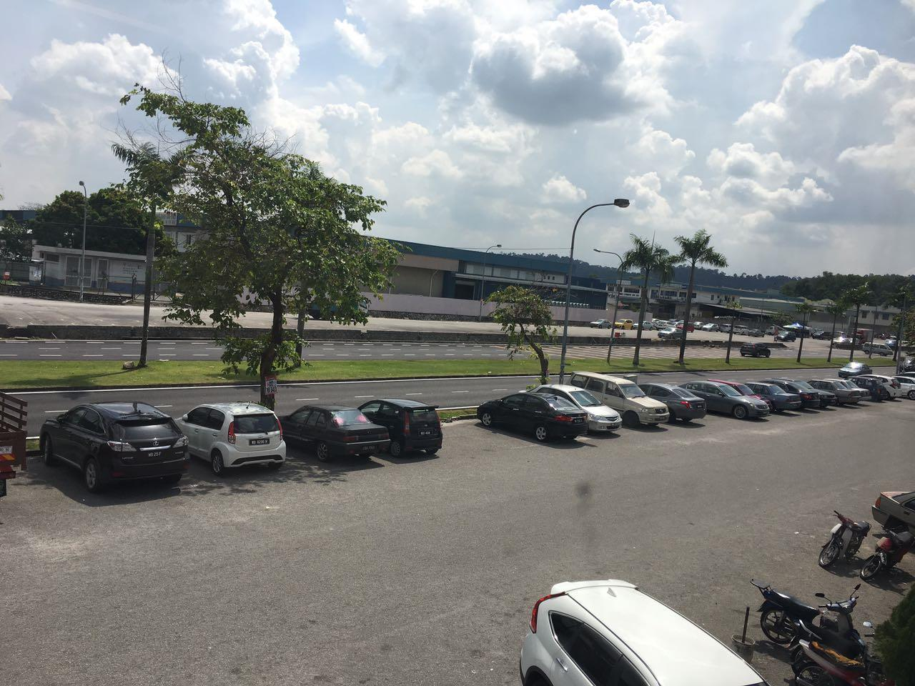 1.5sty Link Factory for sale, Taman Perindustrian Kinrara, Puchong