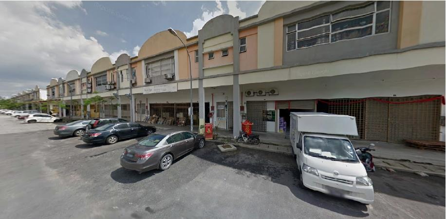 1.5sty Superlink Factory for sale, High Ceiling, Taman Mas, Puchong