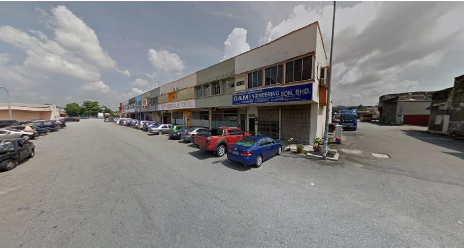 1.5sty Terrace Factory for sale, Taman Perindustrian Puchong Utama