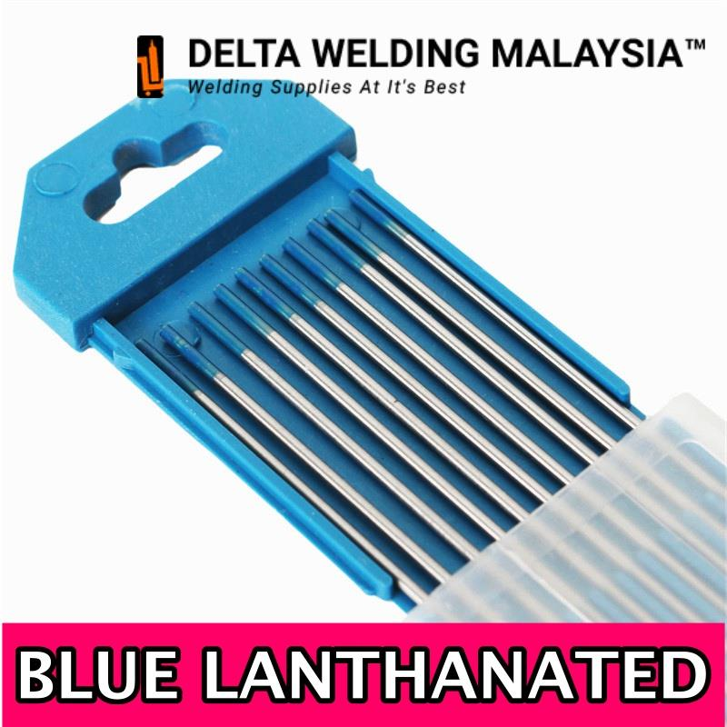 1.6MM BLUE TUNGSTEN WELDING ROD ( 2 % Lanthanated) MALAYSIA