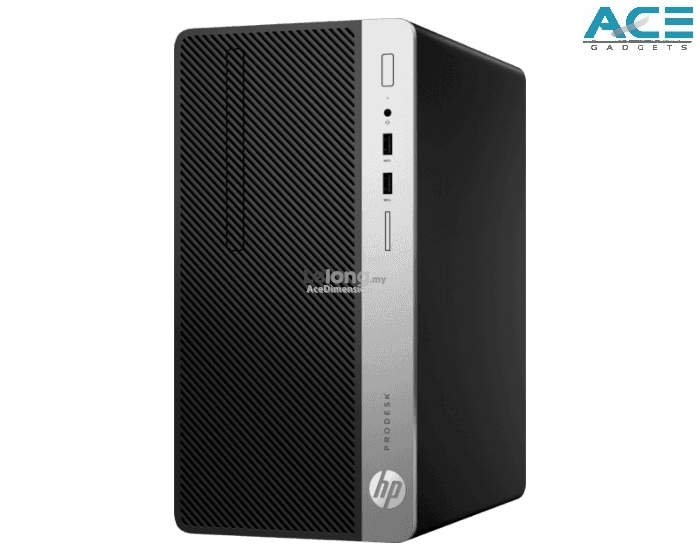 [1-Apr] HP Commercial ProDesk 400 G6 7XK41PA Micro Tower PC