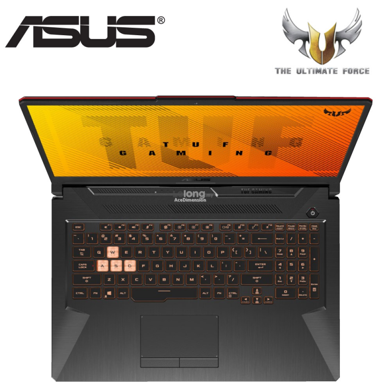 [1-Aug] Asus TUF Gaming A15 FA506I-HHN136T Gaming Notebook *144Hz*