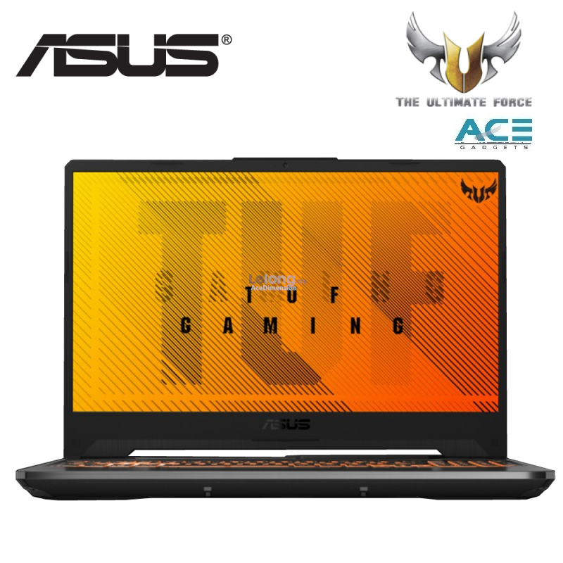 [1-Aug] Asus TUF Gaming A15 FA506I-UHN204T Gaming Notebook *144Hz*