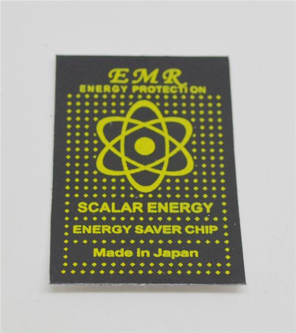 1 box Anti Radiation Sticker Scalar Energy Protection Saver Japan