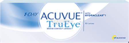 f7fe386ab92b5 1-DAY ACUVUE® TruEye® Daily Disposable Contact Lenses 30pcs. ‹ ›