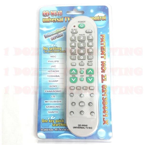 hitachi tv remote. 1 dozen universal tv remote control quick searching qd w648 hitachi tv