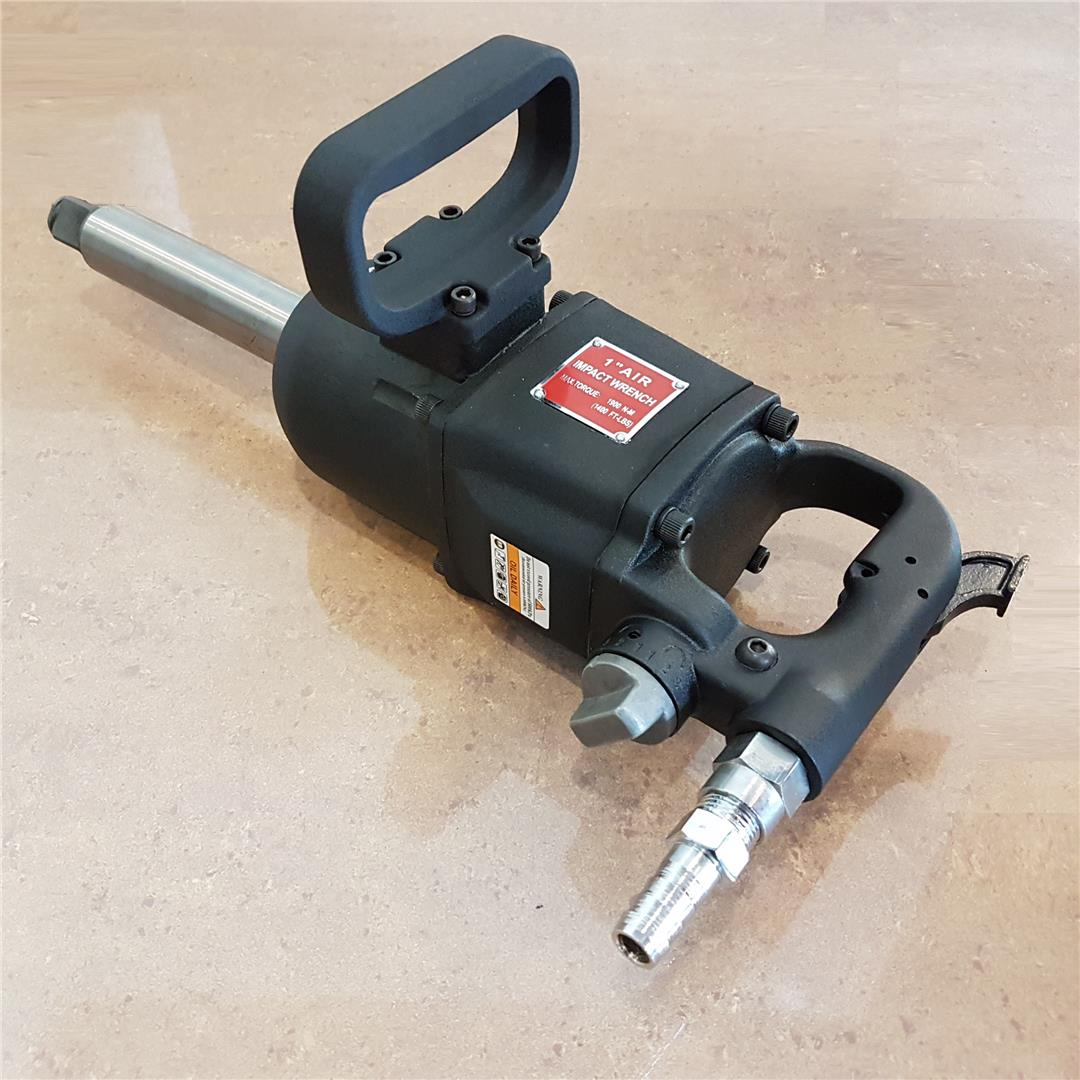 "1"" Extended Anvil Air Impact Wrench ID222092"
