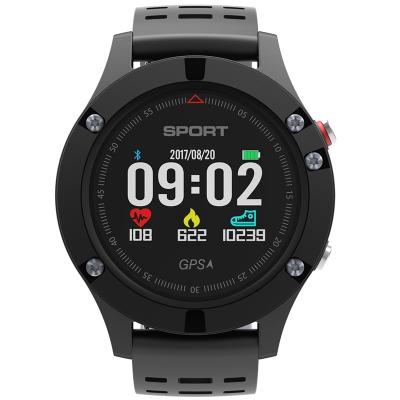 NO 1 F5 Heart Rate Monitor Smart Watch GPS Heart Rate Monitor Wristban