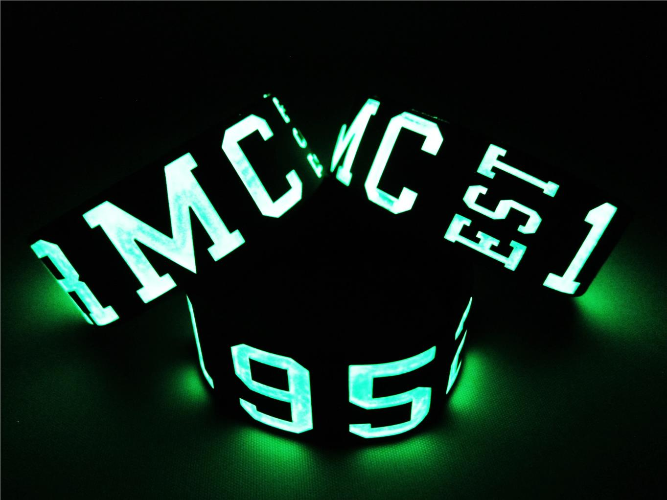 1' Glow In Dark Special Edition