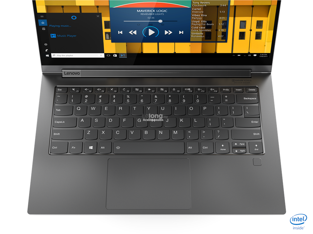 [1-Mar] Lenovo Yoga C940-14IIL 81Q9006AMJ Touch Notebook )