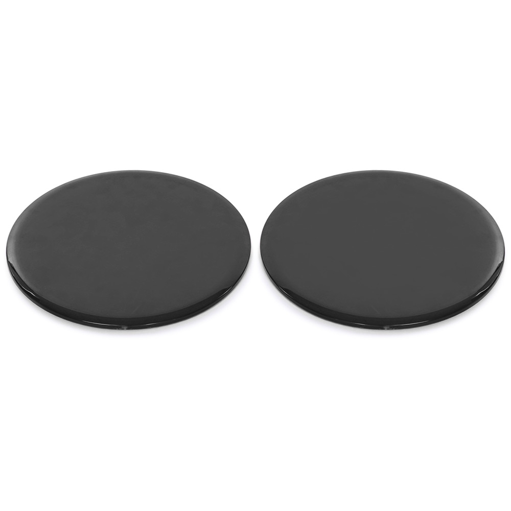 1 PAIR OF FITNESS GLIDING DISC EXERCISE SLIDING PLATE