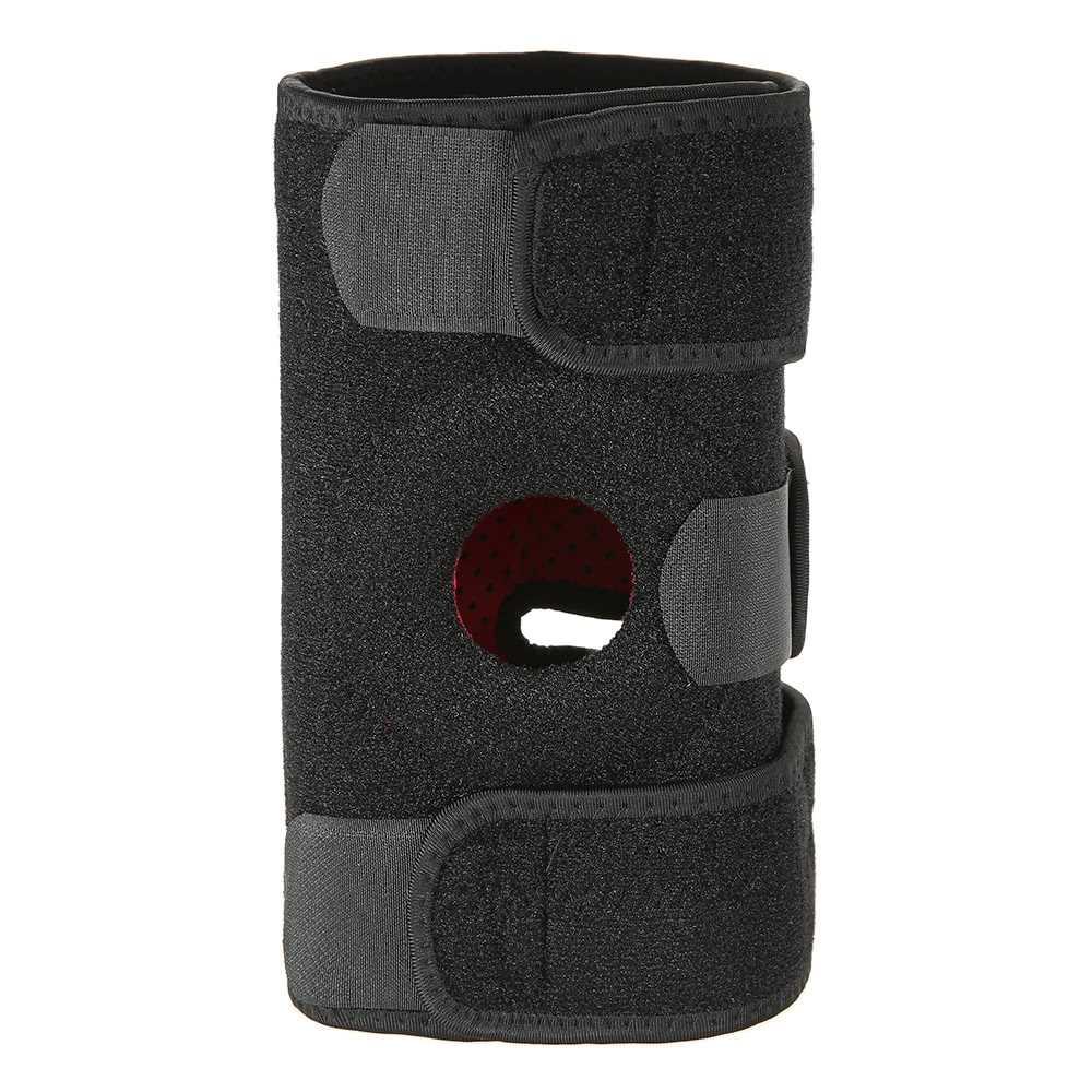 a6f0168591 1 PCS Knee Brace Breathable Knee Guard Protector Adjustable Knee Support  Brace. ‹ ›