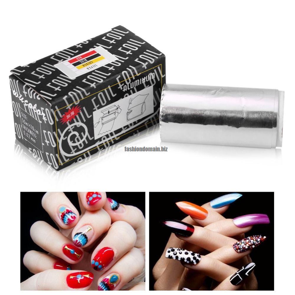 1 Roll 39x 164 Nail Art Transfer End 8202018 707 Am