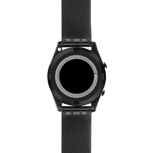 NO 1 S9 BLUETOOTH SMARTWATCH HEART RATE MONITOR ACTIVITY TRACKER (BLAC