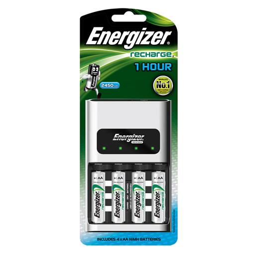 duracell rechargeable batteries charger instructions