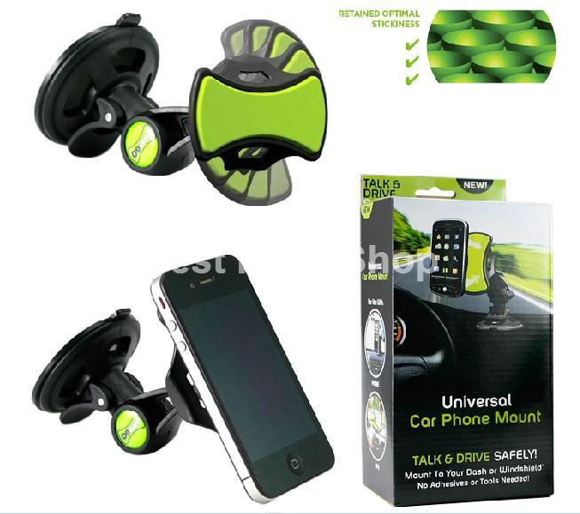 1 Sets of Top Grade GripGo - Super Sticky Flexible Gadgets Holder