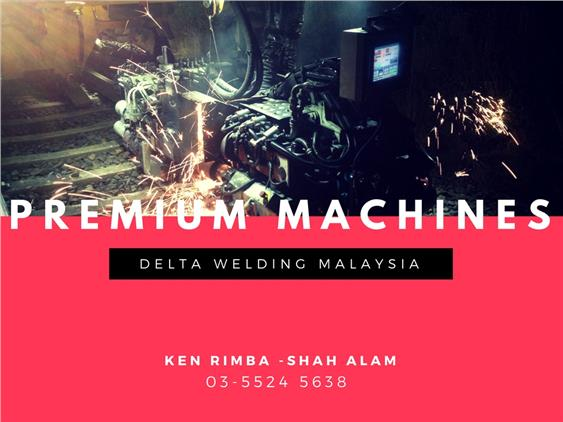 1 unit CLEANER TASETO WELDING DPI MALAYSIA AUTOMATION