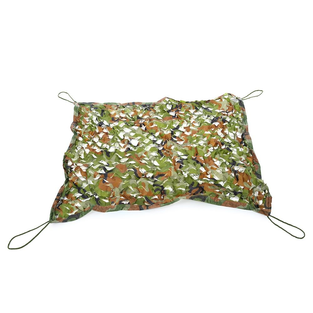 1 X 1M HUNTING CAMPING WOODLAND CAMO NETTING COVER (MARPAT DESERT)