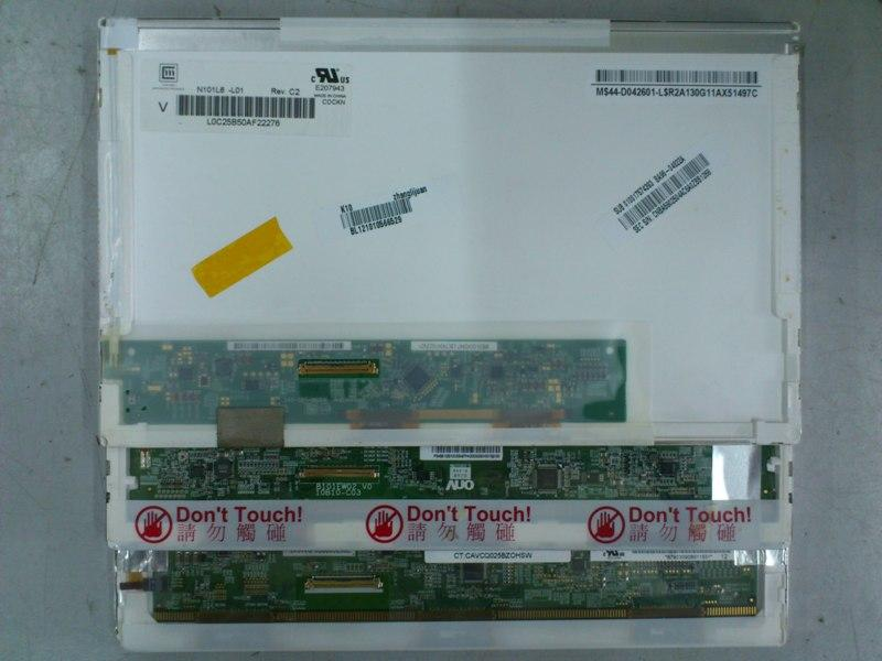 10.1 inch LED Display 40pin for Netbook 170813