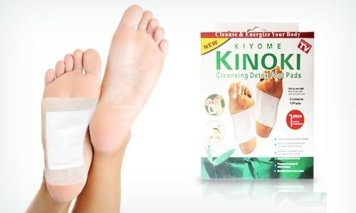 10 Boxes Kinoki Detox Foot Patches End 5212016 315 Pm