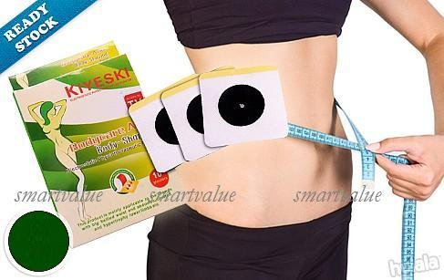 10 Pcs.New,Improved Kiyeski Electrostatic Physiotherapy Slimming Patch