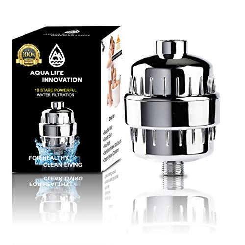 ~ 10 Stage High Output Revitalizing Shower Filter - Improves The Condition of