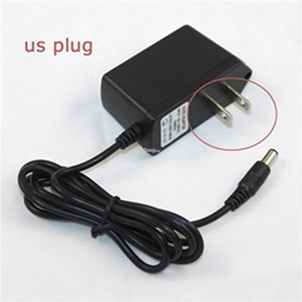 100-240V AC to DC Adapter Converter 12V 1A Power Supply f CCTV System