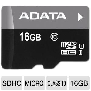 c2acfe9c4 100% ADATA 16GB Micro SD Card Class (end 6 11 2019 1 14 AM)