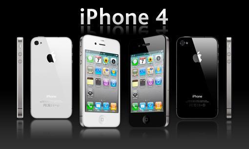 100 Apple IPhone 4 32GB New Set Refurbished Sealed Box Dealer Price